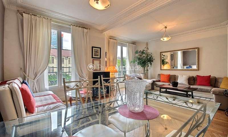 Rent Apartment 1 Bedroom 60m² rue de Vaugirard, 75015 Paris