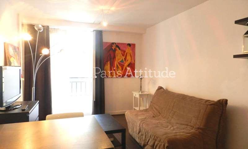 Rent Apartment Studio 20m² rue Fabert, 7 Paris