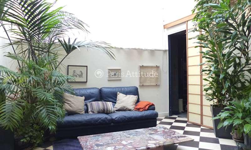 Location Duplex 2 Chambres 90m² rue Campagne Premiere, 75014 Paris