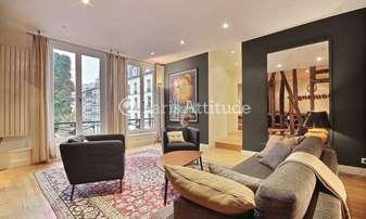 Rent Apartment 2 Bedrooms 120m² rue d Aboukir, 2 Paris