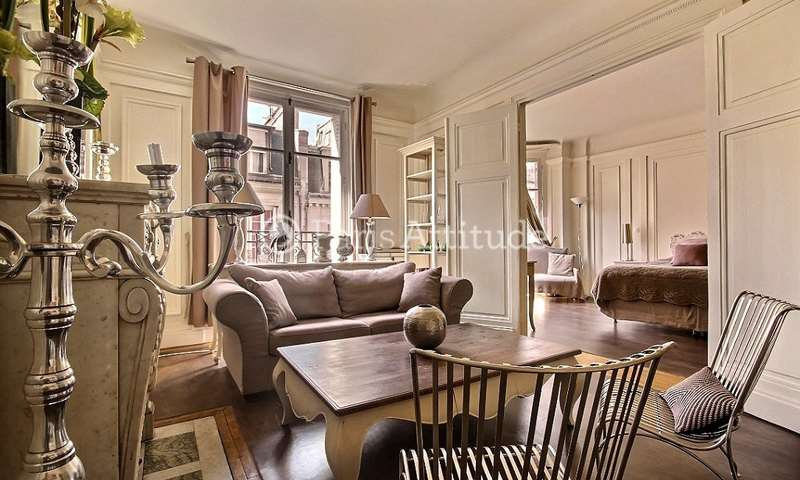 Rent Apartment 1 Bedroom 57m² rue Quentin Bauchart, 8 Paris