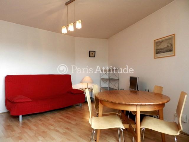 Location Appartement 1 Chambre 45m² rue Compans, 75019 Paris