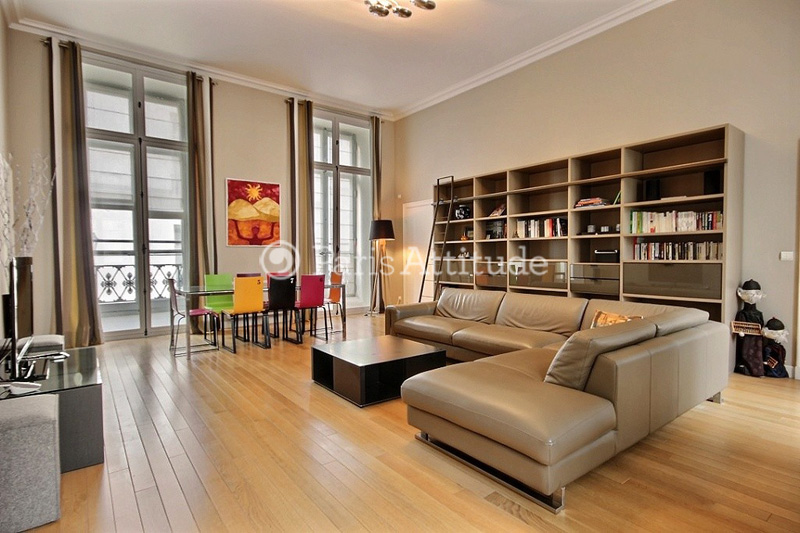 Louer un appartement paris 75003 110m le marais ref for Cuisine salon 40m2