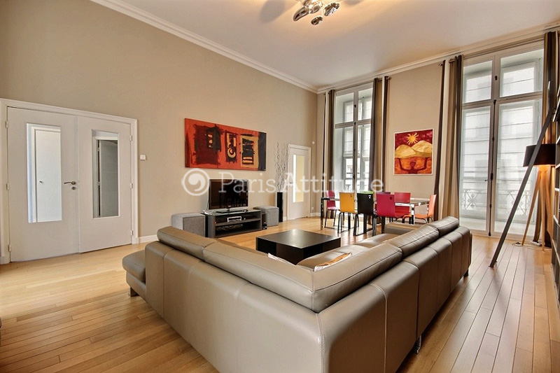 Louer un appartement paris 75003 110m le marais ref for Salon cuisine 40m2