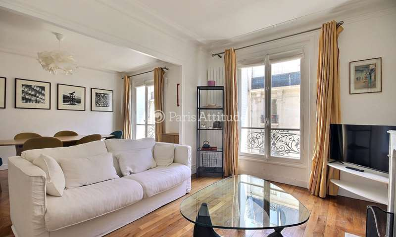 Location Appartement 1 Chambre 54m² rue Boyer Barret, 75014 Paris