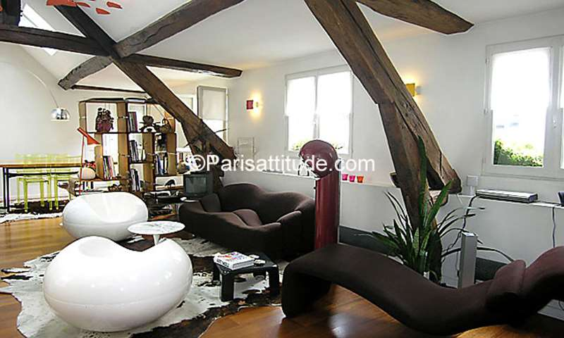 Rent Apartment 1 Bedroom 60m² rue Saulnier, 75009 Paris
