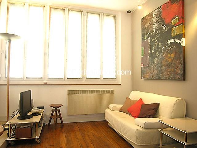 Rent Apartment 1 Bedroom 35m² rue du Sentier, 75002 Paris