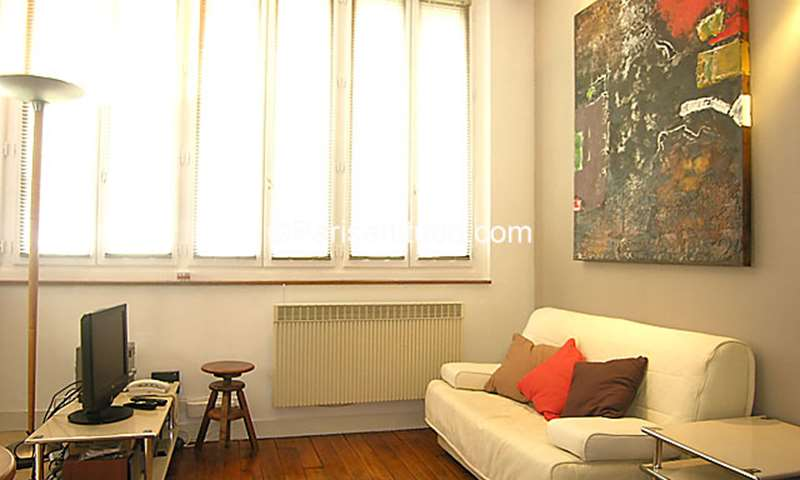 Rent Apartment 1 Bedroom 35m² rue du Sentier, 75002 Paris