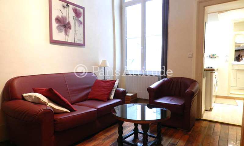 Rent Apartment Studio 25m² rue Chapon, 75003 Paris