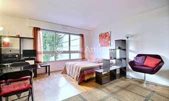 Rent Apartment Studio 32m² rue d Alleray, 15 Paris