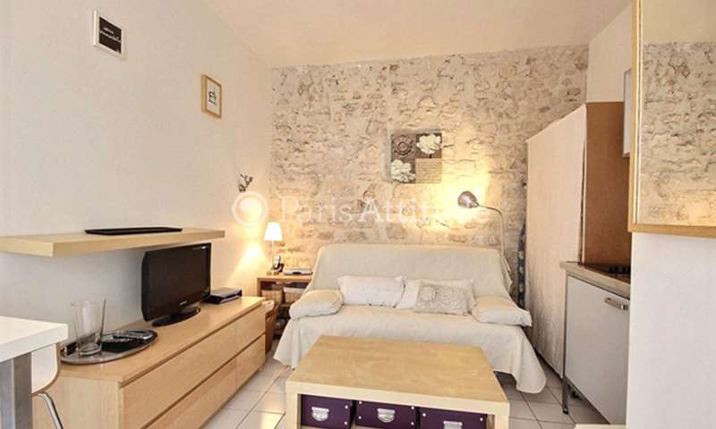 Location Appartement Studio 15m² rue Amelie, 7 Paris