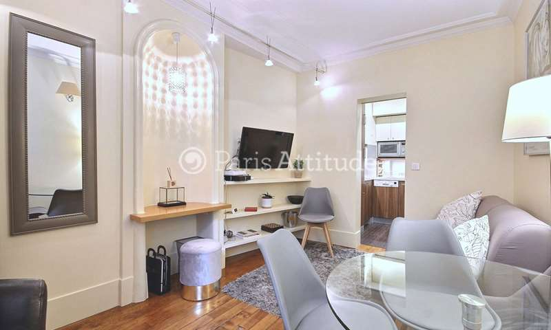 Rent Apartment 1 Bedroom 30m² rue du Four, 75006 Paris