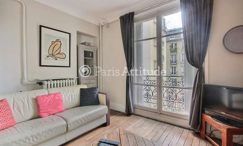 Rent Apartment 1 Bedroom 51m² Rue Eugene Millon, 75015 Paris