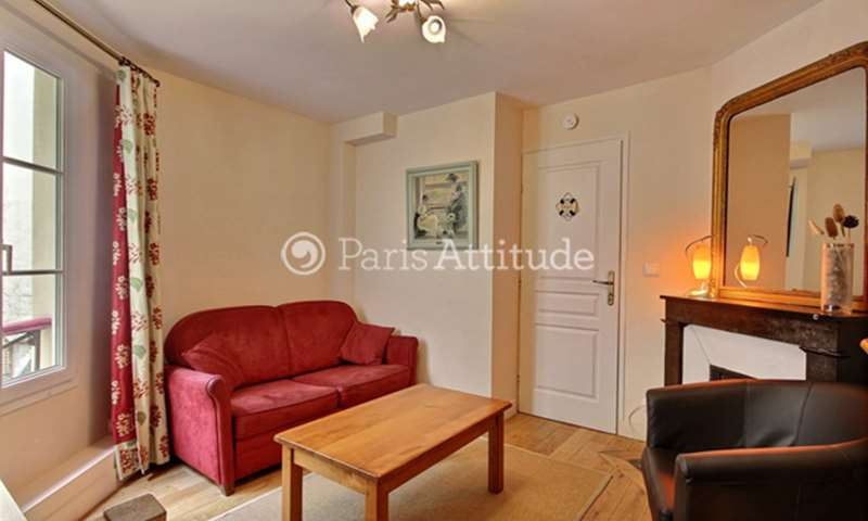 Rent Apartment 1 Bedroom 24m² rue Herold, 1 Paris