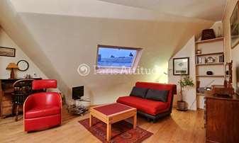Rent Apartment 1 Bedroom 33m² boulevard Voltaire, 11 Paris