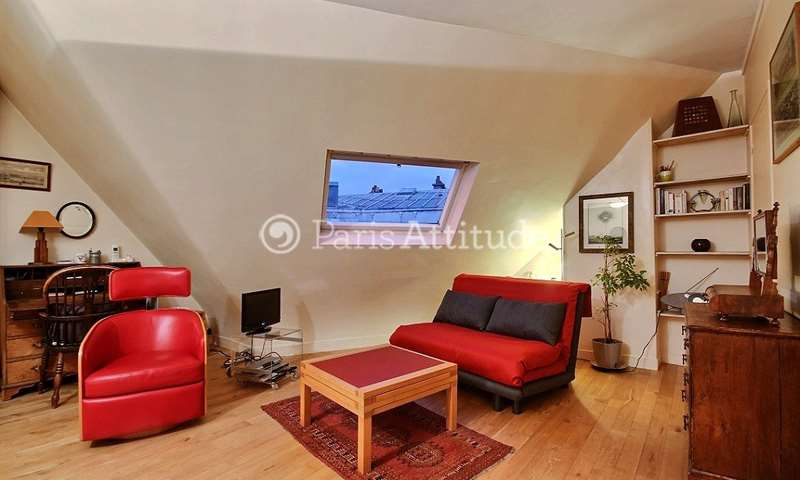Rent Apartment 1 Bedroom 33m² boulevard Voltaire, 11 Paris