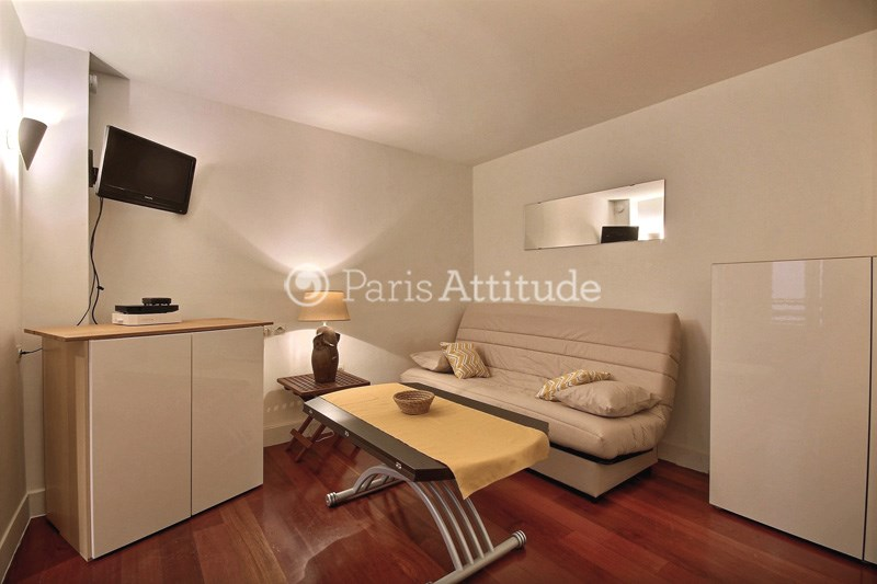 Location Appartement Studio 24m² rue de la Sabliere, 75014 Paris