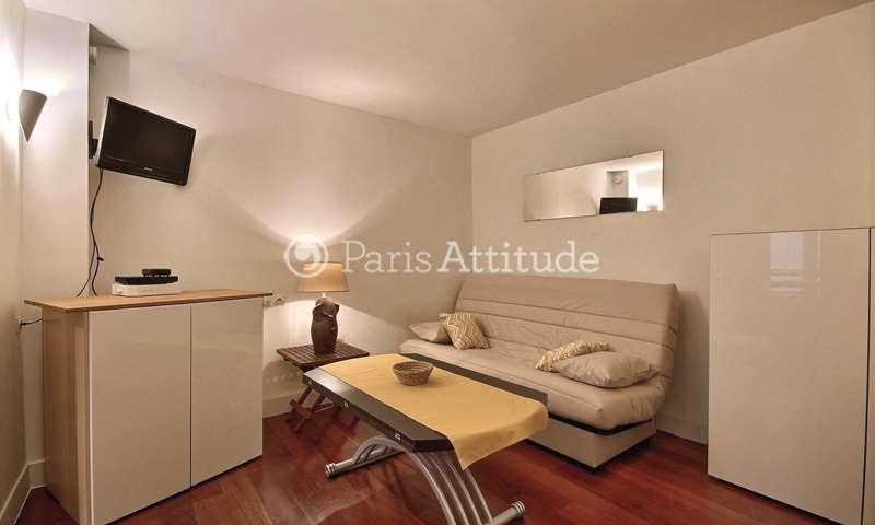 Rent Apartment Studio 24m² rue de la Sabliere, 14 Paris