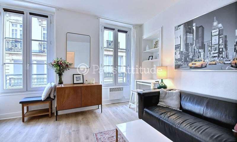 Rent Apartment 1 Bedroom 33m² rue Poncelet, 75017 Paris