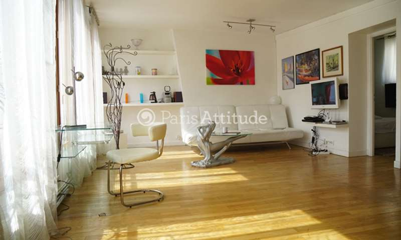 Rent Apartment 1 Bedroom 55m² rue de Charonne, 75011 Paris