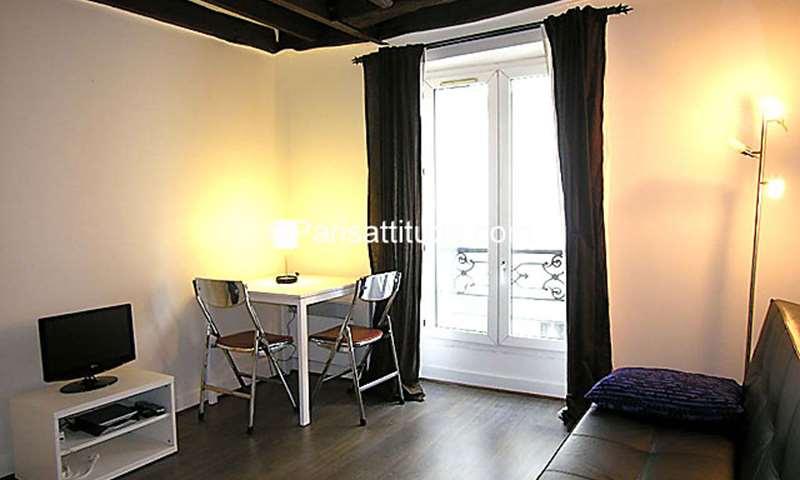 Rent Apartment Studio 15m² cite Popincourt, 11 Paris