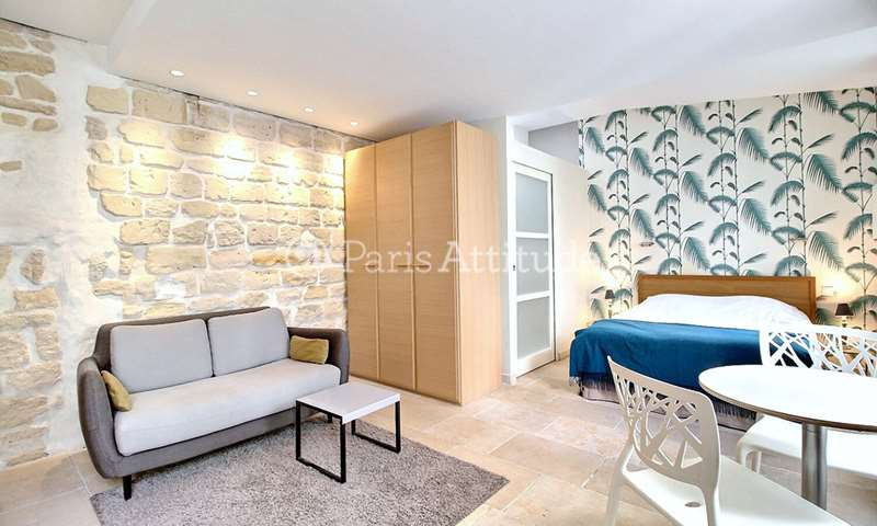 Aluguel Apartamento Quitinete 27m² rue de l eglise, 92200 Neuilly sur Seine