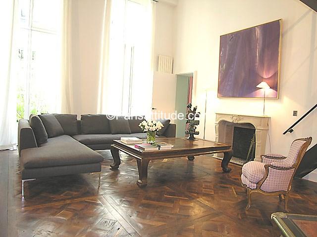 Aluguel Duplex 2 quartos 130m² rue Saint Andre des Arts, 75006 Paris