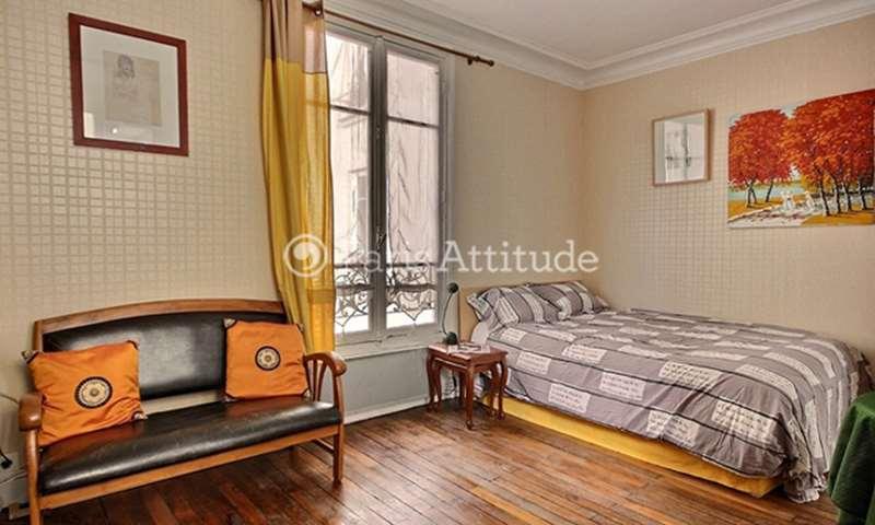 Rent Apartment Studio 23m² rue Didot, 14 Paris