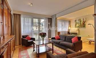 Rent Apartment 2 Bedrooms 90m² rue des Acacias, 17 Paris