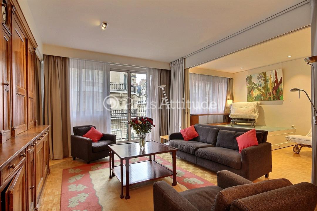 Charmant Exterieur Location Appartement 2 Chambres 90m² Rue Des Acacias, 75017 Paris  ...