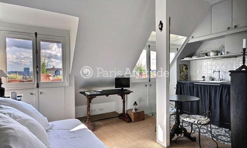 Rent Apartment Studio 17m² rue d Auteuil, 75016 Paris