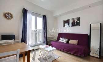 Location Appartement Studio 18m² rue de Clery, 2 Paris