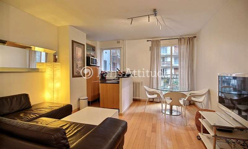Rent Apartment 1 Bedroom 36m² rue de Passy, 16 Paris