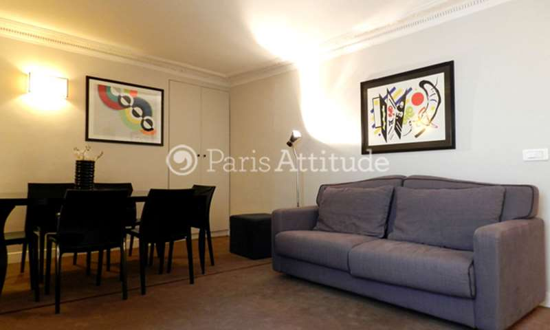 Rent Apartment 3 Bedroom 72m² rue Saint Augustin, 75002 Paris