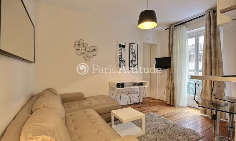 Aluguel Apartamento 1 quarto 30m² rue Pache, 11 Paris