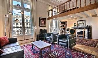 Rent Duplex Alcove Studio 55m² avenue de Friedland, 8 Paris