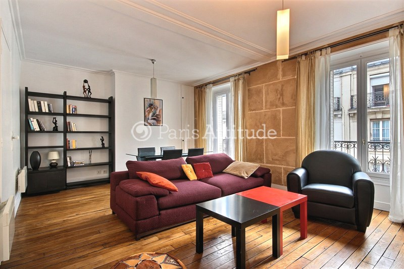 Location Appartement 1 Chambre 55m² rue Louis Blanc, 75010 Paris
