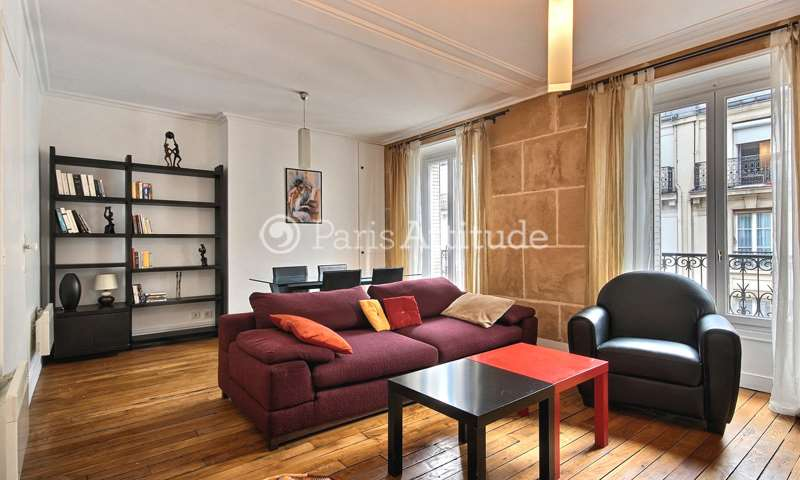 Rent Apartment 1 Bedroom 55m² rue Louis Blanc, 75010 Paris