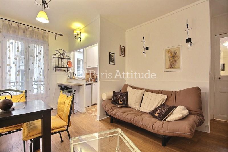 Rent Apartment 1 Bedroom 36m² avenue Parmentier, 75011 Paris