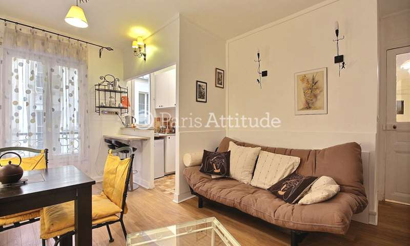 Rent Apartment 1 Bedroom 40m² avenue Parmentier, 11 Paris