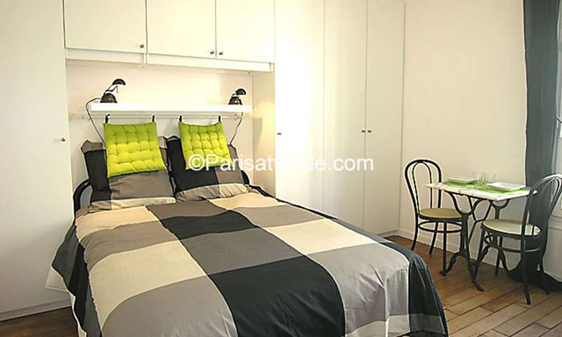 Rent Apartment Studio 18m² rue du Rendez Vous, 12 Paris