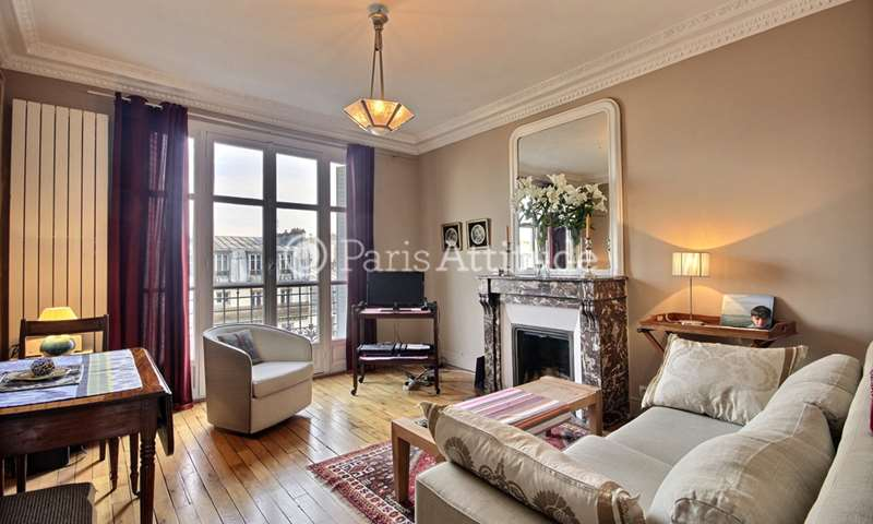 Rent Apartment 2 Bedrooms 63m² Avenue Philippe Auguste, 11 Paris