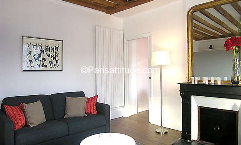 Rent Apartment 1 Bedroom 45m² avenue de Wagram, 75008 Paris