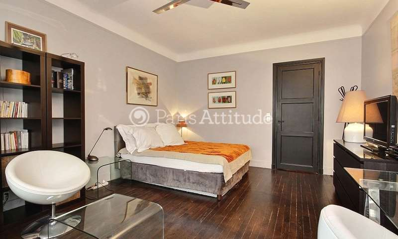Location Appartement Studio 42m² rue de la Faisanderie, 16 Paris