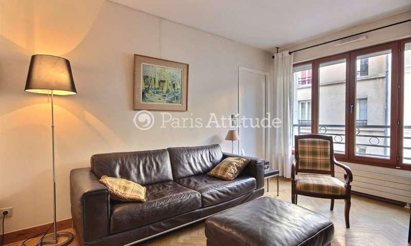 Rent Apartment 1 Bedroom 42m² rue de l Abbe Groult, 75015 Paris