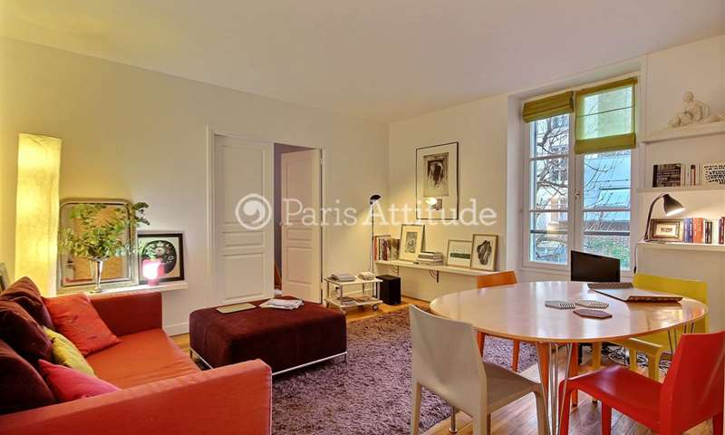 Rent Apartment 2 Bedrooms 66m² rue Jacquemont, 17 Paris