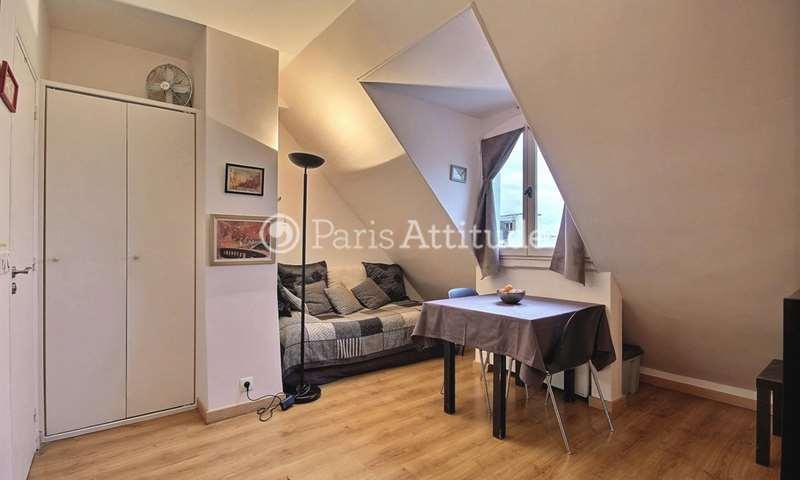 Rent Apartment 1 Bedroom 18m² rue des Tournelles, 4 Paris