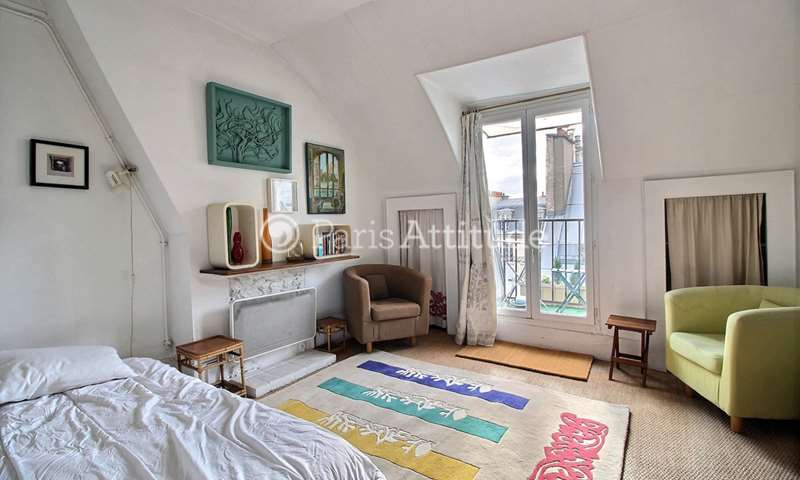 Rent Apartment Studio 28m² rue Chapon, 75003 Paris