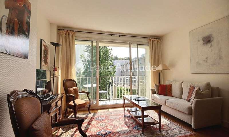 Rent Apartment 1 Bedroom 42m² rue de Lourmel, 15 Paris