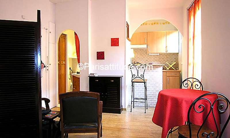Location Appartement Studio 20m² rue Daubenton, 5 Paris